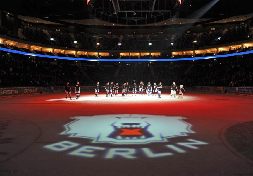 Deutsche Eishockey Liga - DEL - Saison 2011-2012 - 16.Spieltag - EHC EisbŠren Berlin gegen ERC Ingolstadt - am 01.11.2011 in der O2 World in Berlin